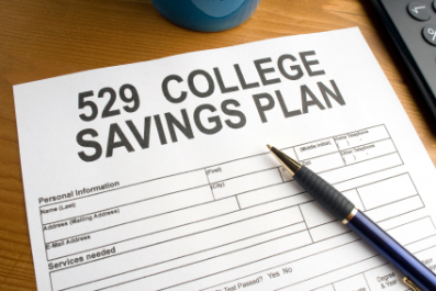 529大学储蓄计划